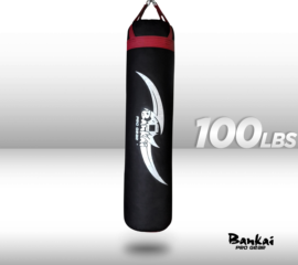 Display Banana Punching Bag 100lbs
