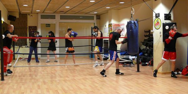 Los errores m s comunes en los gimnasios de boxeos for Gimnasio de boxeo