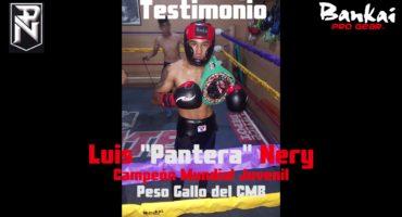 "Testimonio de Luis ""Pantera"" Nery"