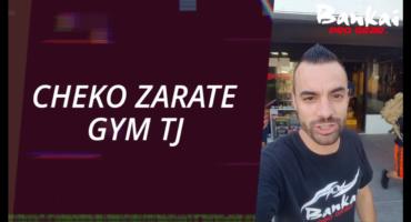 Equipo de Entrenamiento y Acondicionamiento Bankai Pro Gear en Cheko Zarate Gym TJ