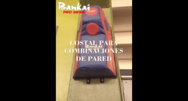 Costal para Combinaciones de Pared Bankai