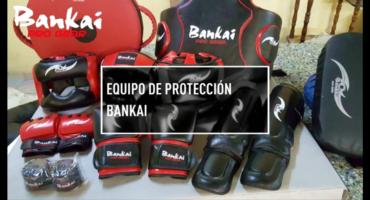 Equipo de Protección Bankai Pro Gear
