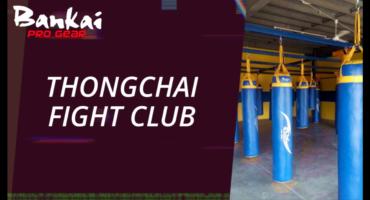 Thongchai Fightclub – Bankai Pro Gear