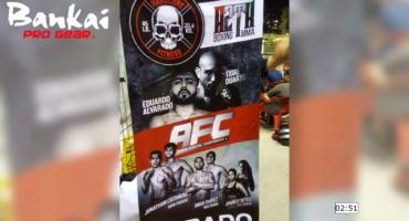 AFC – AZTK Fighting Championship – Patrocinado por Bankai Pro Gear